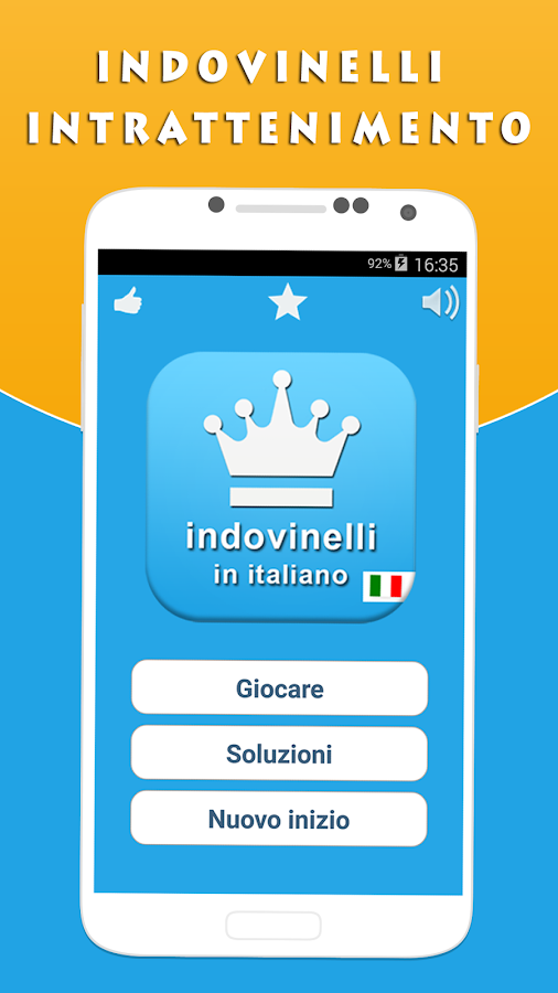 Indovinelli In Italiano 20 Apk Download Android Puzzle Games