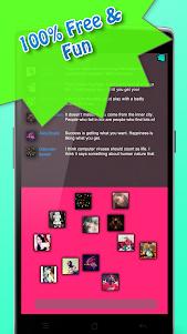 Chat for Dubsmash 1.06822 screenshot 5