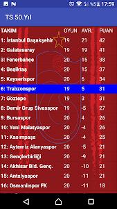 Trabzonspor 50.Yıl 1.0.0 screenshot 3