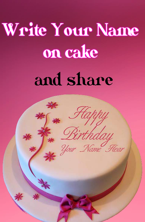 Cake With Name Wishes Write Name On Cake 104 Apk Download
