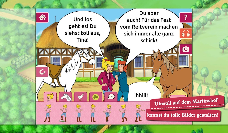 Gratis Ausmalbilder Bibi Und Tina : Bibi Tina Pferdeabenteuer 1 4 Apk Obb Data File Download
