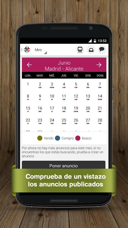 Billetes tren mesa ave renfe 2 0 4 apk download android for Tarifa mesa ave