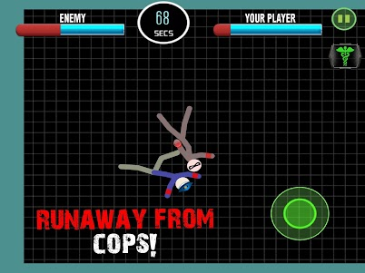 Stickman Fighting Physics Game 1.0 screenshot 6