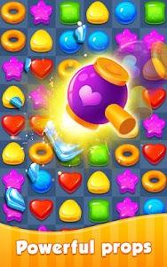Candy Light - 2018 New Sweet Glitter Match 3 Game 1.0.2.3179 screenshot 8