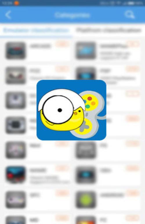 happy chick emulator qr code
