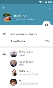Telegram 8.1.1 screenshot 7