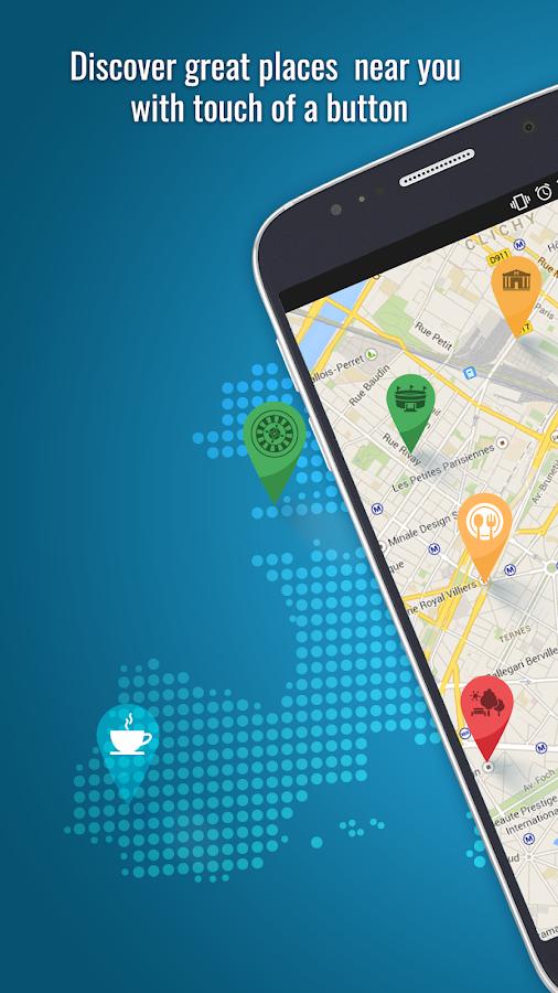 Local Maps: Compass, GPS Navigation & Live Weather 1 33 APK