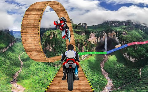 Tricky Bike Crazy Stunt Rider 1.0 screenshot 3