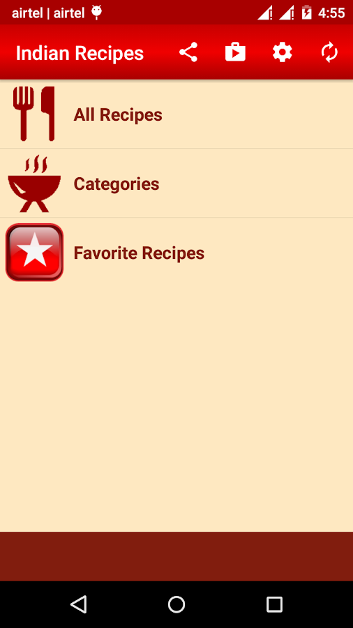Indian food recipes in hindi 201 apk download android books indian food recipes in hindi 201 screenshot 2 forumfinder Choice Image