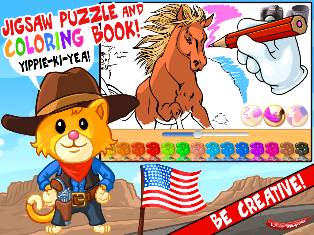 Cute Animals Jigsaw Puzzles 2 0 APK Download Android