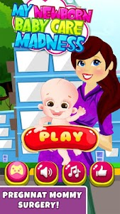 My Newborn Baby Care Madness 1.2.1 screenshot 1