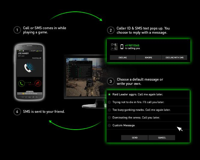 Razer Comms - Gaming Messenger 1 6 08 APK Download - Android