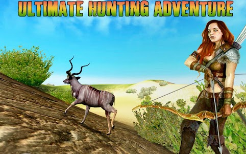 Archery Shooter Animals Hunter 1.0 screenshot 1