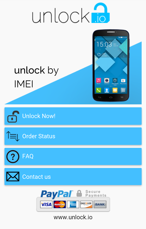Unlock your Alcatel phones 2 0 APK Download - Android Tools Apps