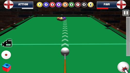 9 Ball Pool 3D Snooker 1.4 screenshot 1