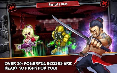 Clash of Gangs 1.4.1 screenshot 4
