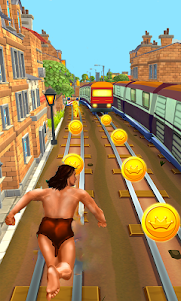 Skater Tanzan Runner Adventure 1.0 screenshot 5