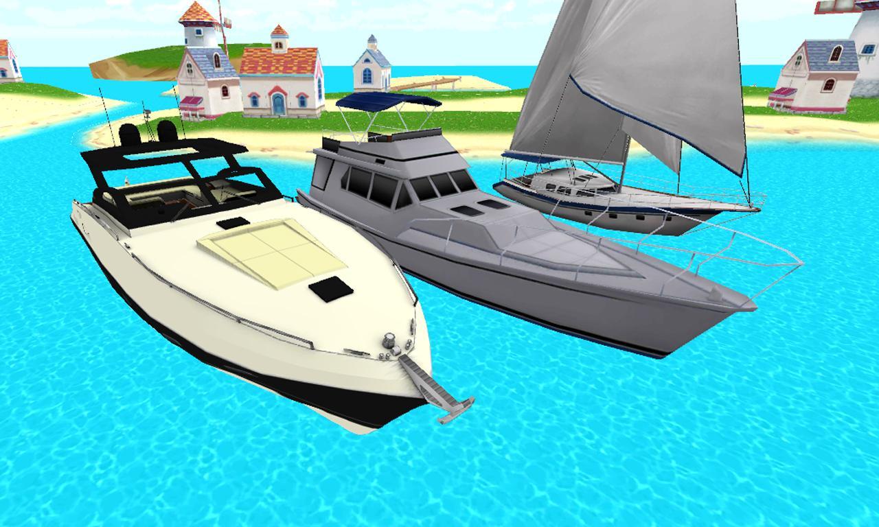 Симулятор вождения кораблей #13