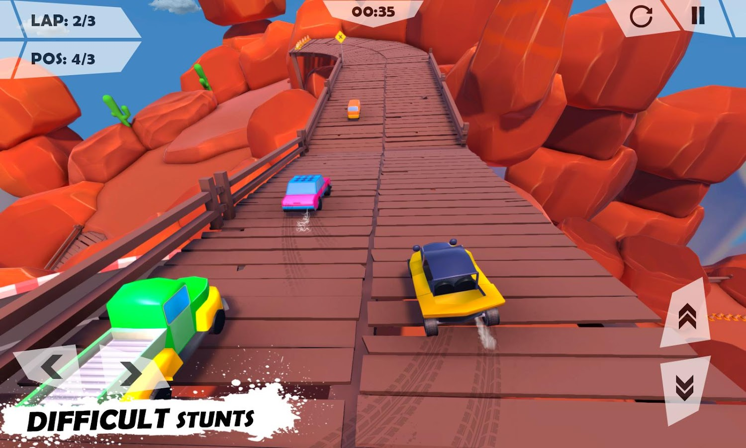 Mini Car Racing Hot Wheels 1 5 Apk Download Android Adventure Games