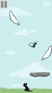 Cat into Space 1.10 screenshot 1