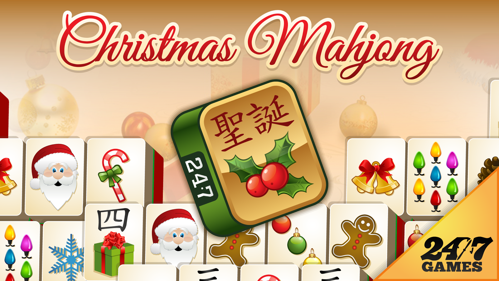 Christmas Mahjong.Christmas Mahjong 2 0 5 Apk Download Android Puzzle Games