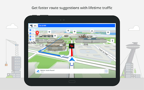GPS Navigation & Offline Maps Sygic 17.4.11 screenshot 11