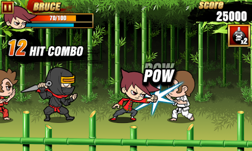 The Iron Fists -Mini Fighter 1.3 screenshot 3