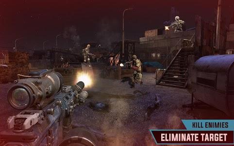 Modern Action Commando Fps : Mountain Sniper Shoot 1.0.1 screenshot 2