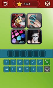 4 pics 1 word - photo game 1.0.0 screenshot 3