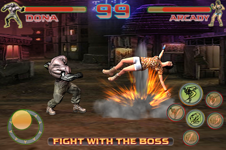 Shadow Ninja Kung Fu Fight 3D 1 screenshot 6