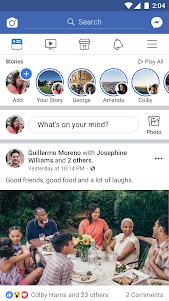 Facebook 5.0.0.26.31 screenshot 1