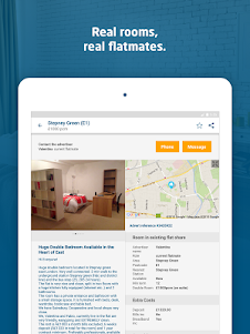 SpareRoom UK — Room & Flatmate Finder 2.16.1.1540-uk screenshot 8
