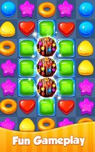 Candy Light - 2018 New Sweet Glitter Match 3 Game 1.0.2.3179 screenshot 7