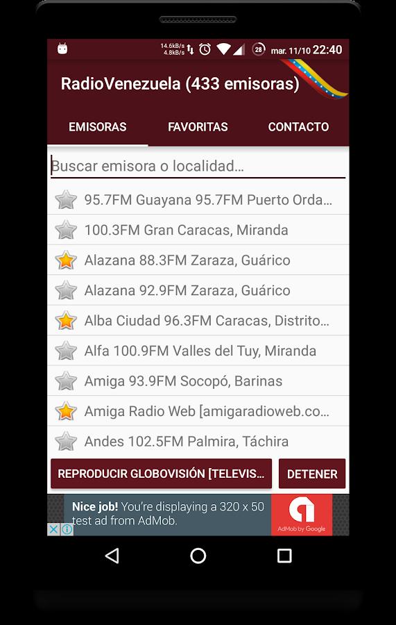 f62f202961364 RadioVenezuela - 500+ live stations from Venezuela 2.0.1b (80.2019.02.13)  ...