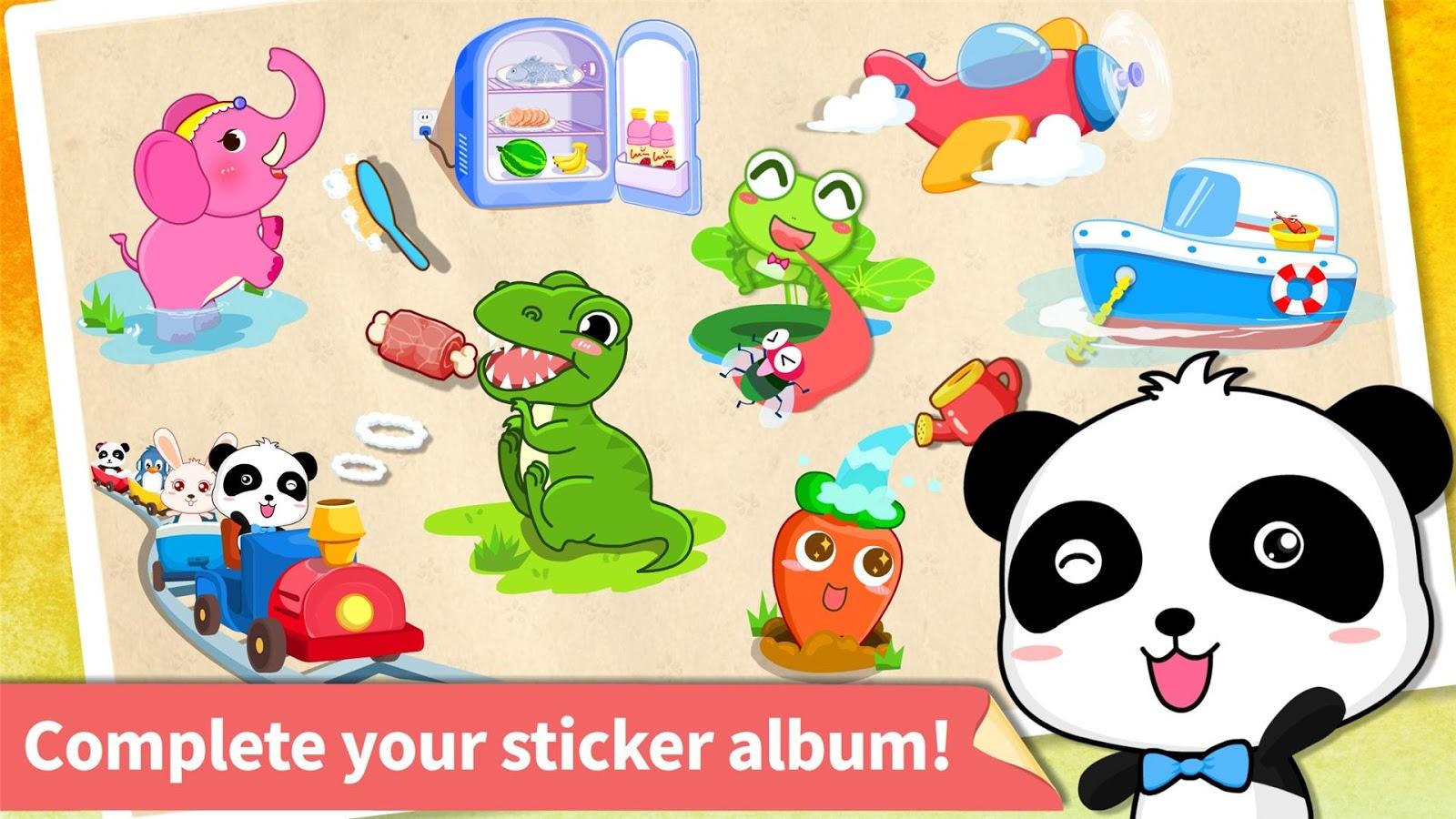 Animated stickers my album 8 8 7 30 screenshot 2