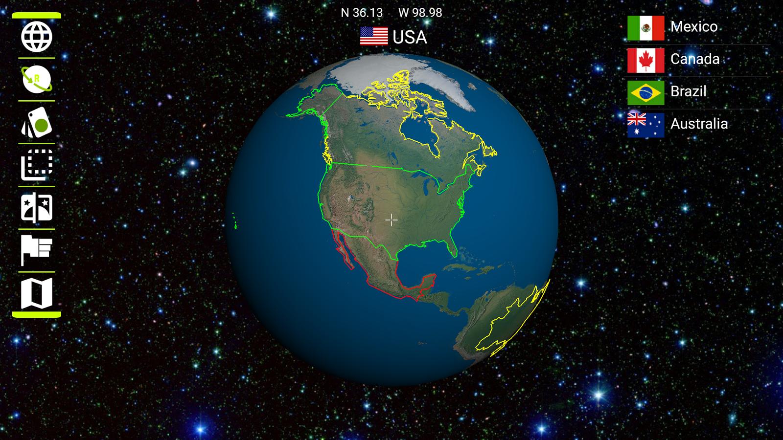 Earth 3D 2.5.8 APK