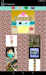 Ice Cream Games For Kids Free 1.1 screenshot 2