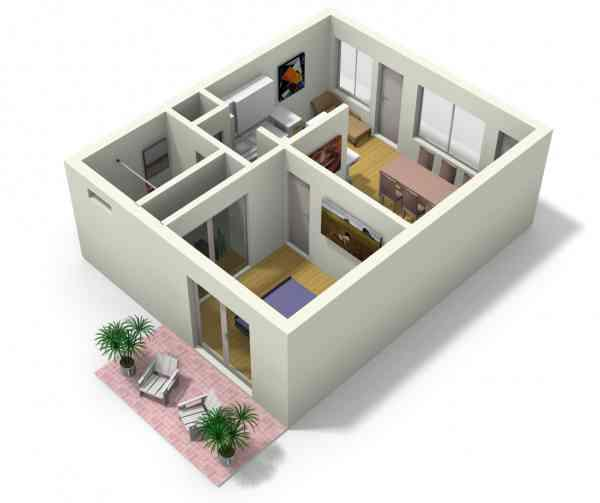 3d Small Home Plan Ideas 1 0 Apk Download Android Lifestyle Apps