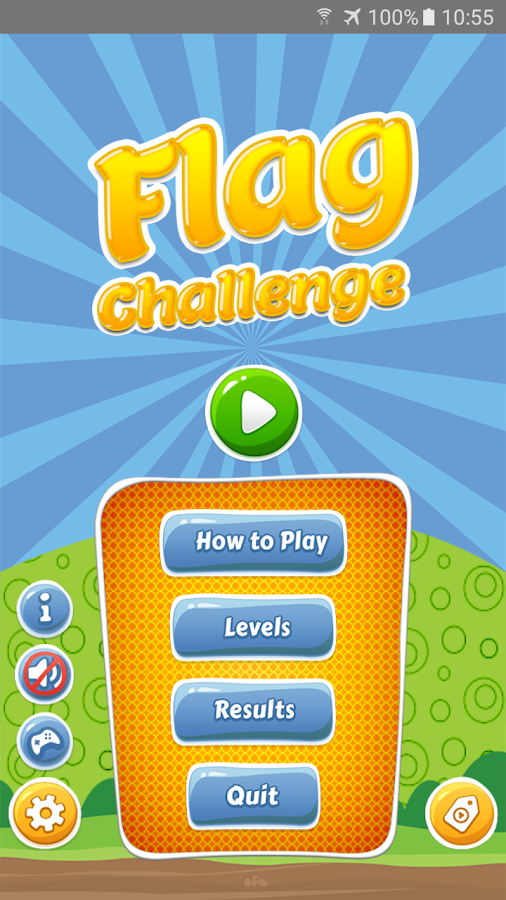 Flag Challenge 1 0 6 APK Download Android Educational Games