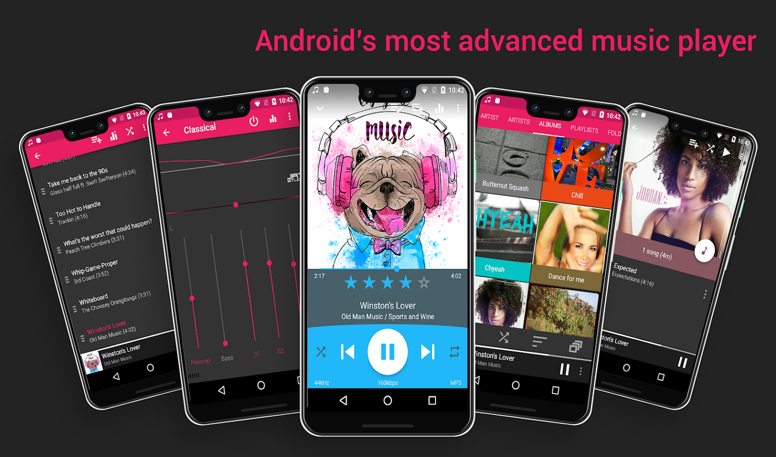 com jrtstudio AnotherMusicPlayer 5 10 30 APK Download - Android cats