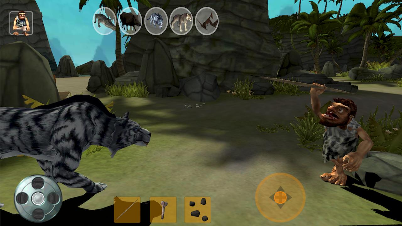... Caveman Hunter 1 screenshot 5 ...