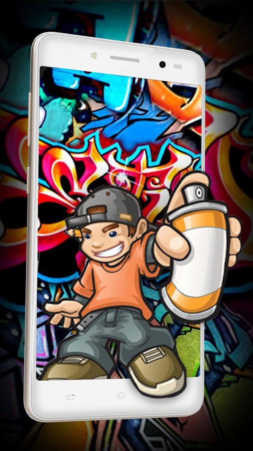 Graffiti Street Live Wallpaper 106 Apk Download Android