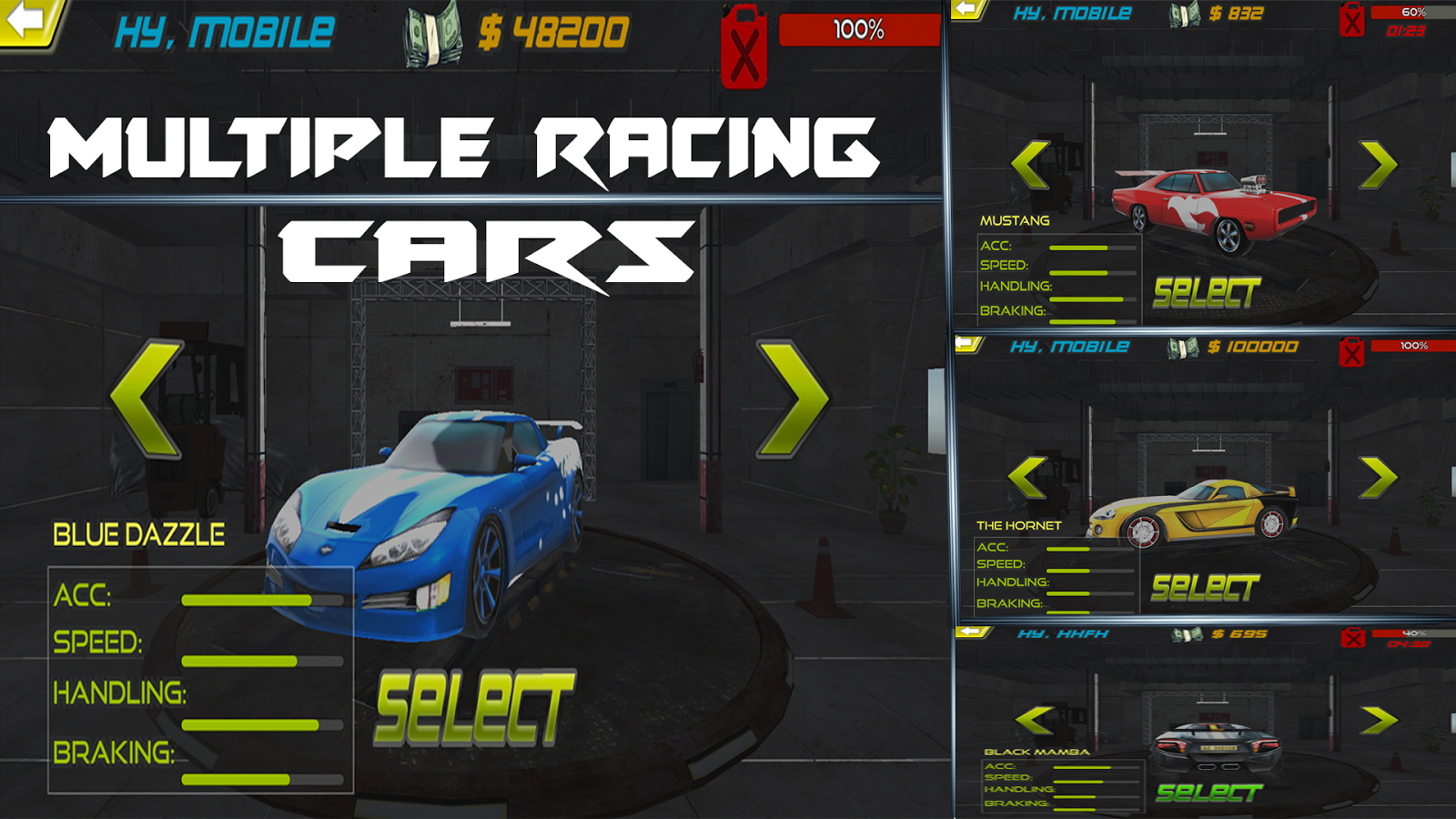 Hyper Car Racing Multiplayer Super Car Racing Game 1 4 Apk Download