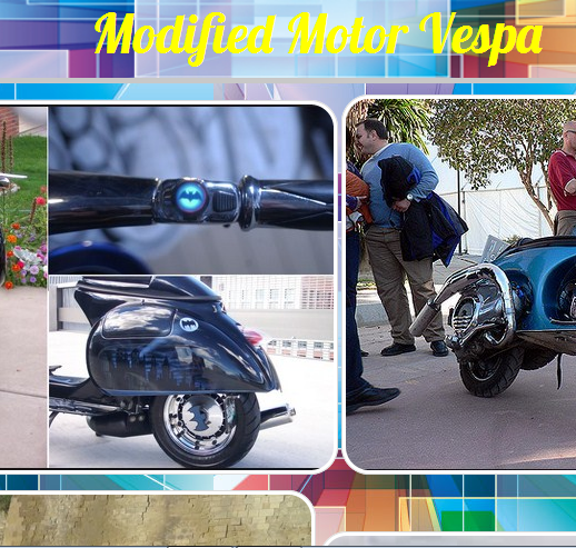 Modified Motor Vespa 1 0 APK Download - Android cats auto_vehicles Games
