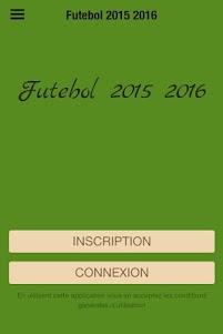 Futebol 2015-16 App português 1.0 screenshot 5