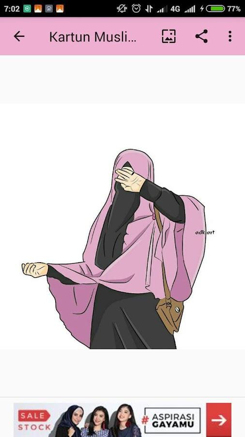 10100+ Gambar Kartun Muslim.com HD Terbaru