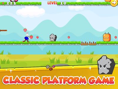 Muffy Jungle Run 1.0 screenshot 1