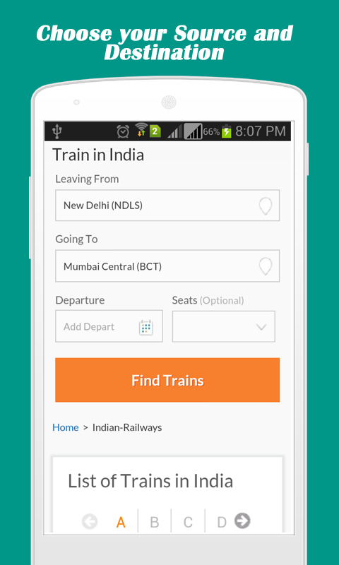 Train Ticket Booking(IRCTC)App 1 0 APK Download - Android