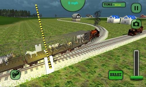 Animal Train Transport 1.0 screenshot 8