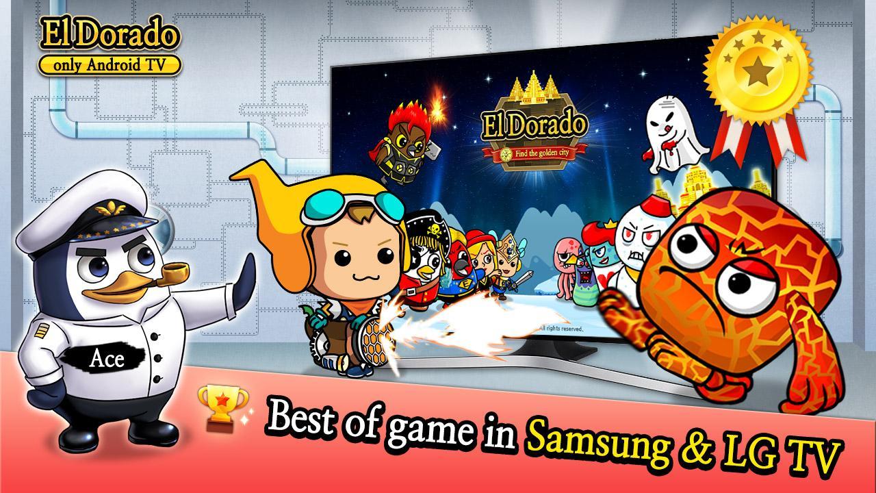 The ElDorado 1 0 14 APK Download - Android Action Games